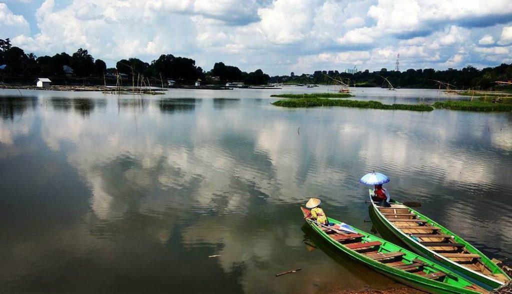 Danau Sipin, Jambi - Danau Cantik Dan Romantis Di Pusat Kota Jambi